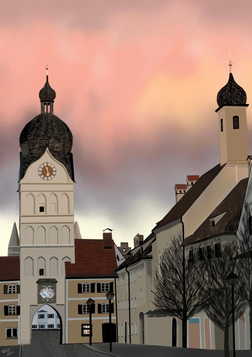 Erding Schöner Turm 05/21