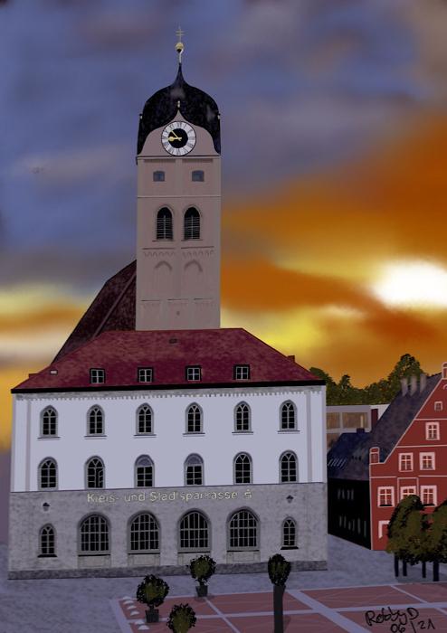 Stadtturm Erding